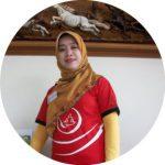 Ibu Santi Regina, 35 tahun, Pengusaha oleh-oleh dari Malang